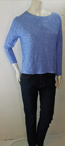Colette Ladies One Size Round Neck Knit Jumper 81602