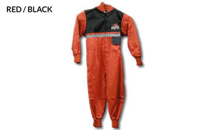GDT Junior Boilersuit Tractor Red