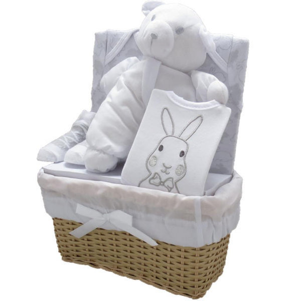 Kris X Kids 5 piece Basket set Bunny and Sheep KXK3181WC
