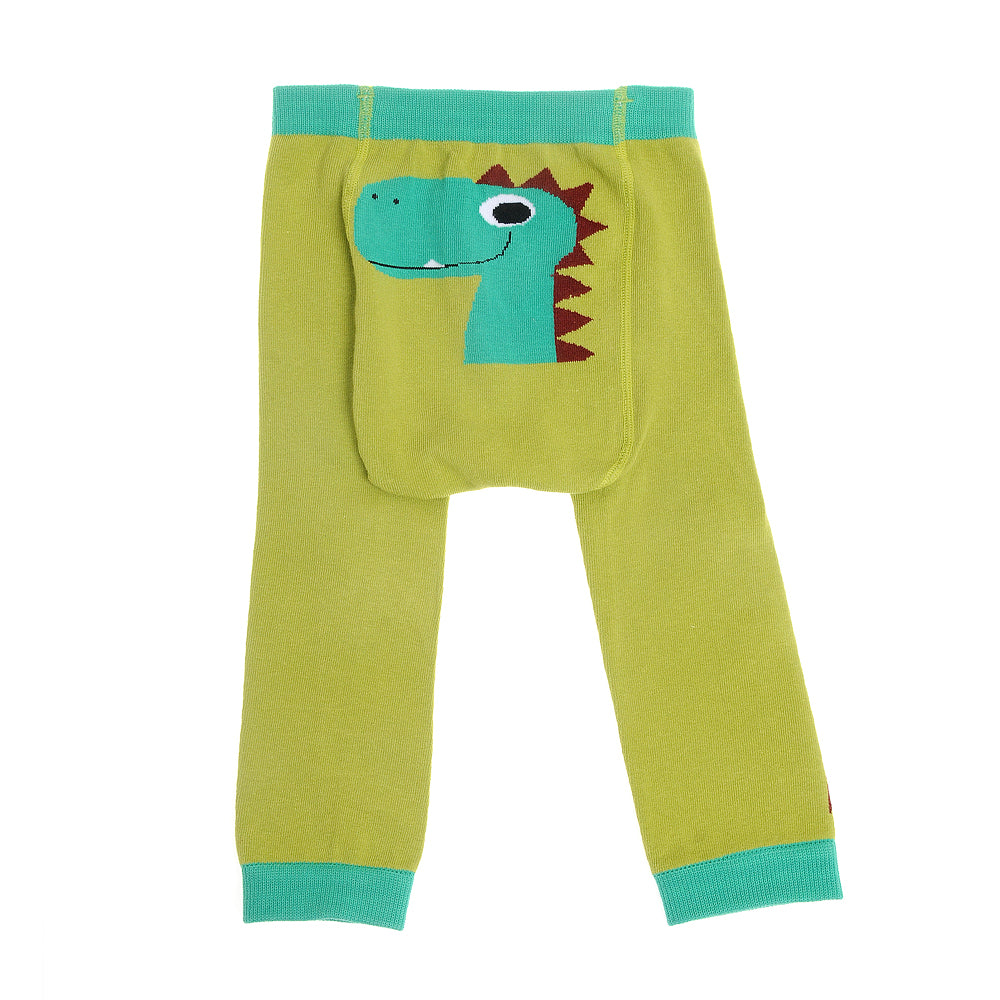 Ziggle Boys Infant Leggings Dino Des By Stripey Cats