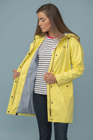 lighthouse ladies  waterproof jacket