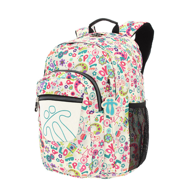 TOTTO SCHOOL BACKPACK – PENCIL 6M2