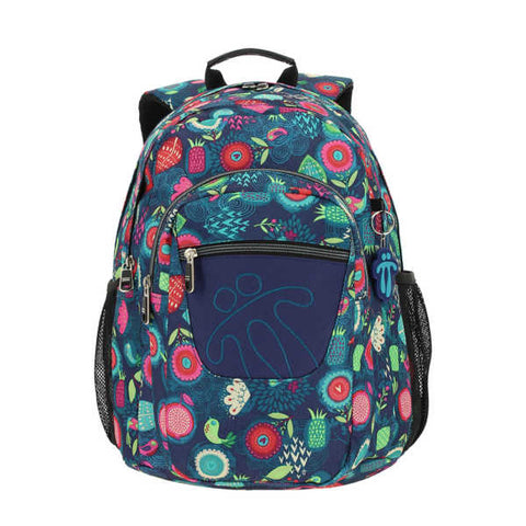 TOTTO SCHOOL BACKPACK – PENCIL 1LV