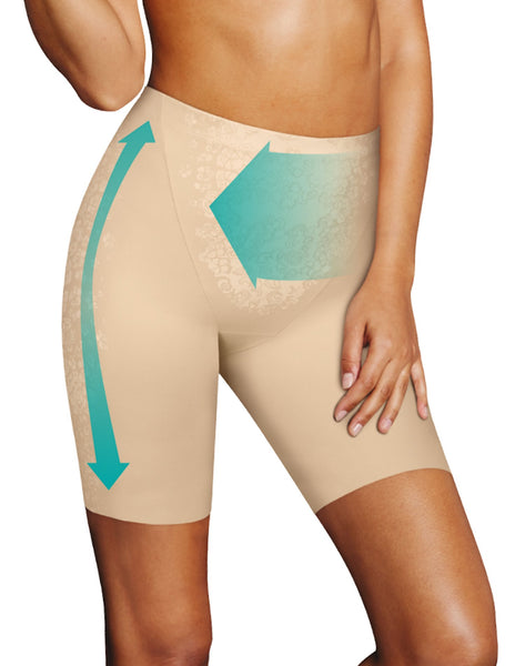 MaidenformThigh Slimmer with Cool Comfort® & Lycra® FitSense™