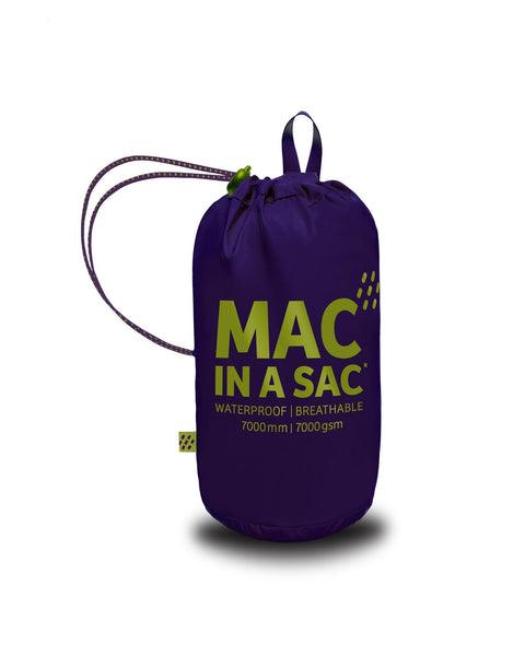 Mac  in A Sac UNISEX WATERPROOF PACKAWAY JACKET