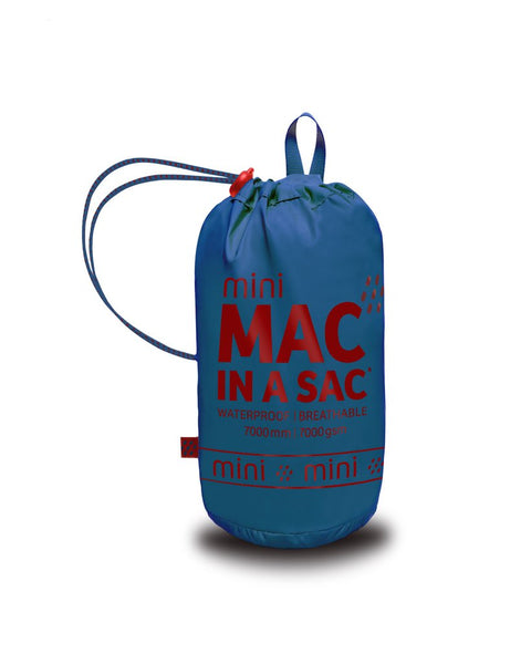 MAC IN A SAC MINI ORIGIN UNISEX WATERPROOF PACKABLE JACKET