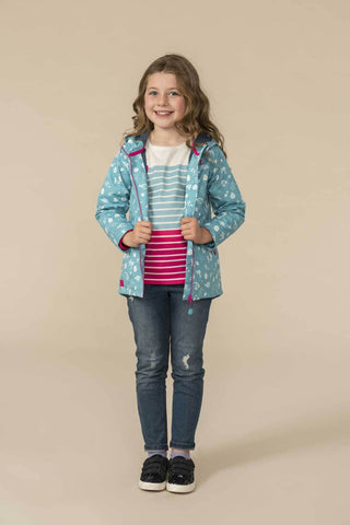 Girls' waterproof Jacket style Olivia  by Lighthouse