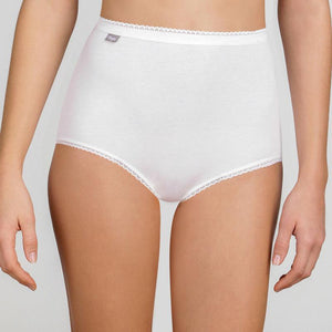 Playtex Cotton Stretch Maxi Briefs 3-Pack P00BQ