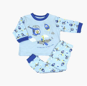 toddlers  boys pj's