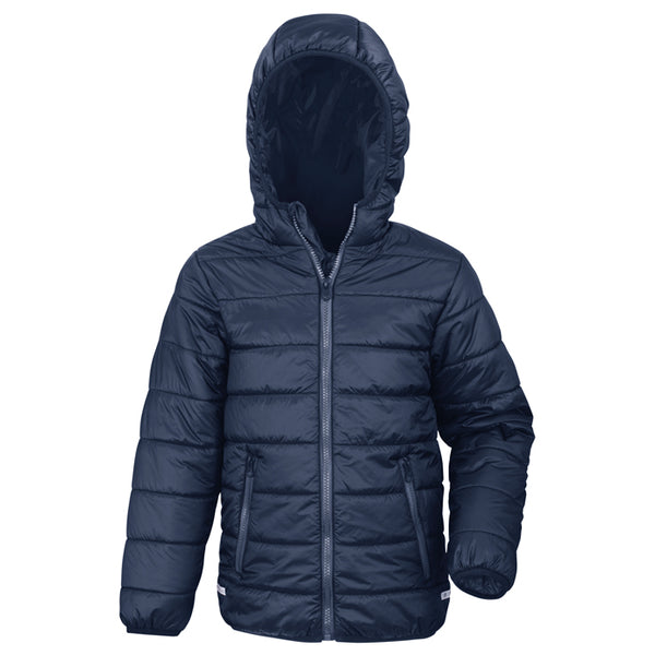 Result R233J Core junior soft padded jacket