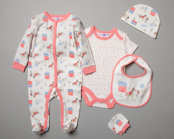 baby girls gift sets