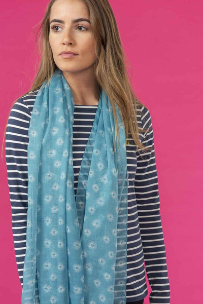 Ladies Riviera Scarf by Lighthouse