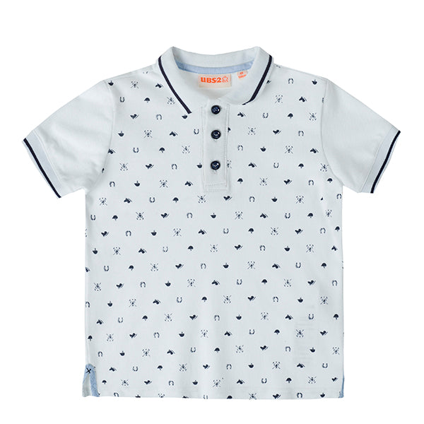 boys casual polo shirts