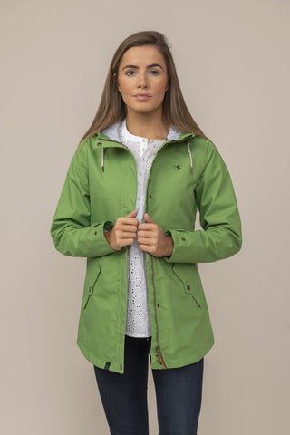 Tori Ladies Jacket Meadow Green