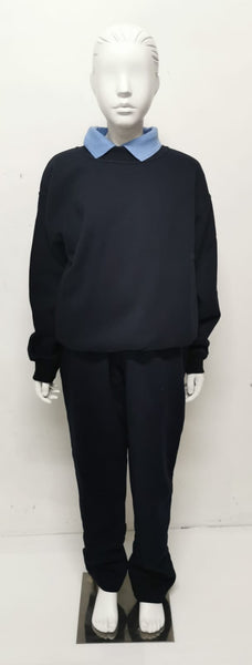 navy school tracksuit ireland