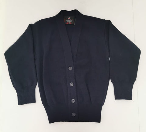 navy school cardigan ireland