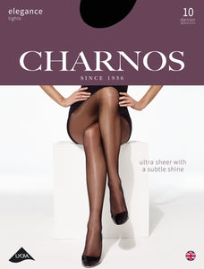 Charnos Elegance ultra sheer 10 denier tights