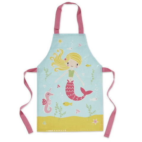 Cooksmart Kids PVC Apron, Mermaid AP1022