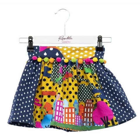 Girls Brig Skirt Rosalita Senorita