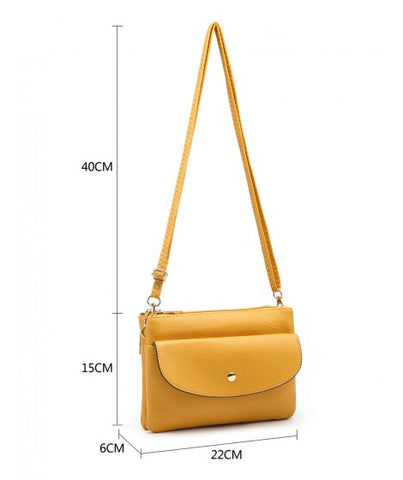 Ladies  Moda CROSS BODY BAG F12-2