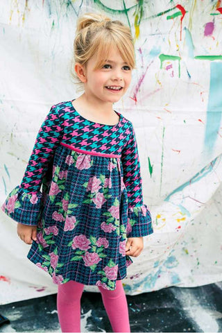 girls dress by rosalita senorita