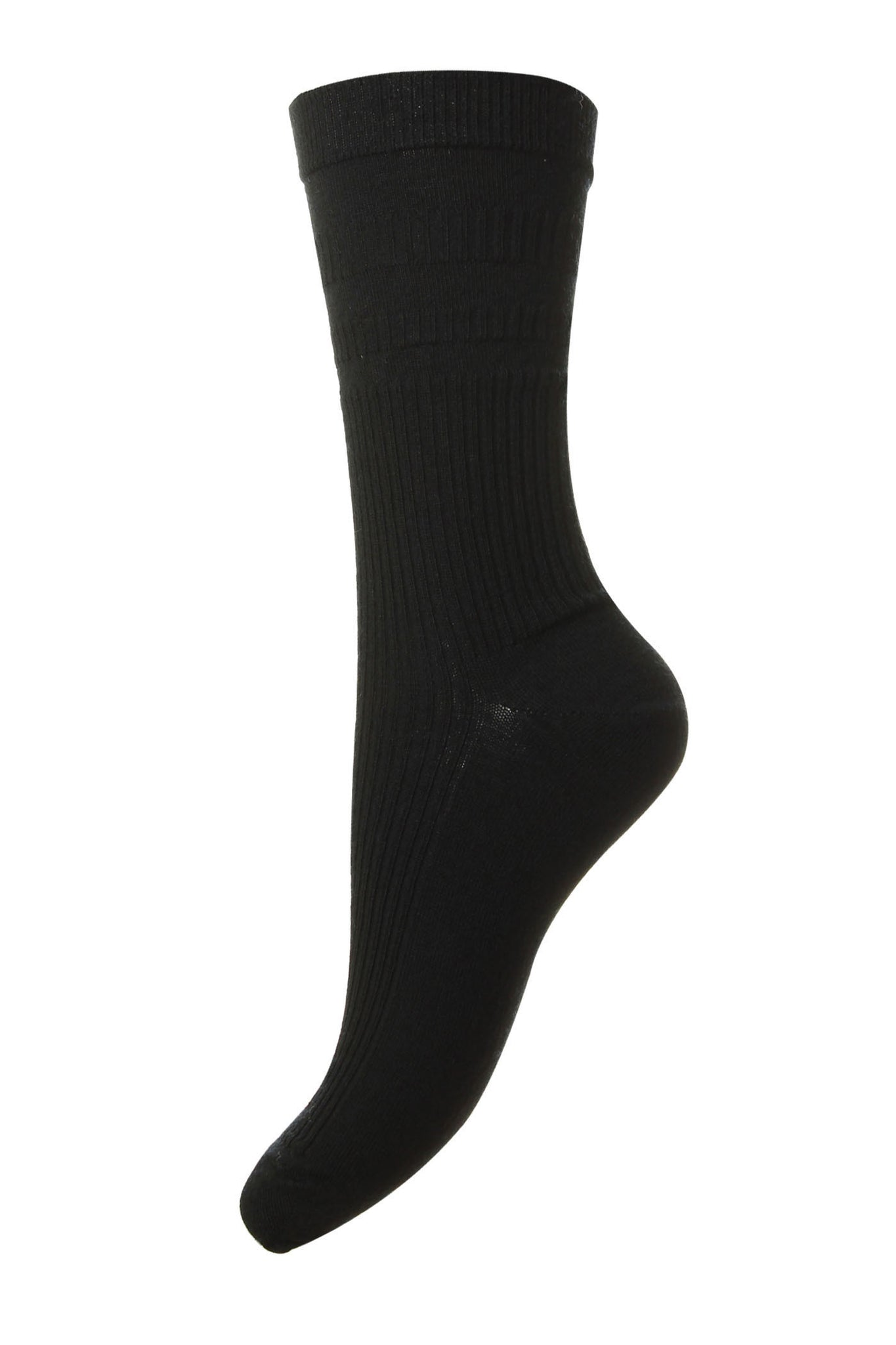 Ladies' Wool Softop® Socks-HJ90W