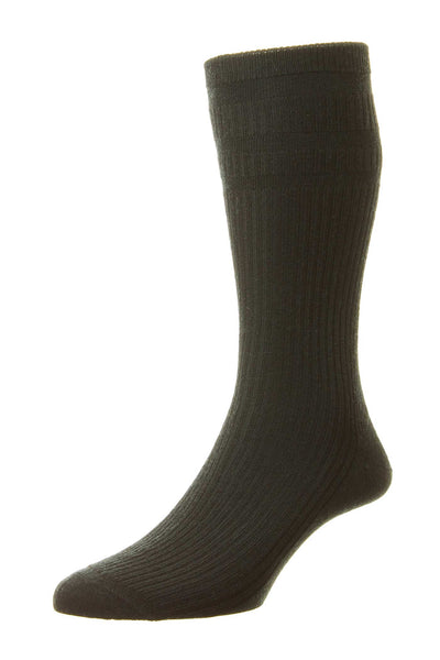 EXTRA WIDE - Softop® Socks - Wool Rich - HJ190H