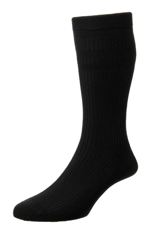 Mens' Cotton Softop® Socks HJ91