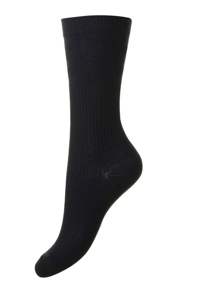 Ladies' Cotton Softop® Socks