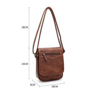 Ladies  Moda CROSS BODY BAG HLP009