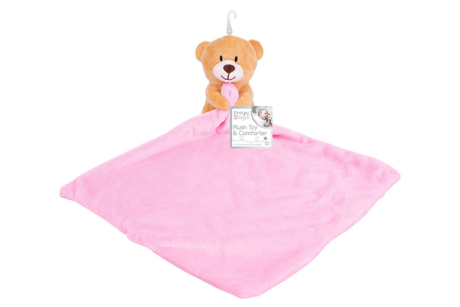 PLUSH TOY AND COMFORTER BLANKET FS790