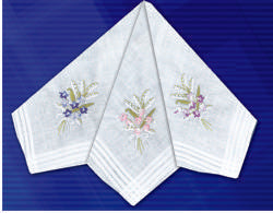 womens  hankies