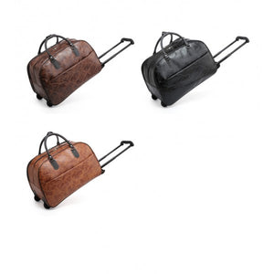 Ladies Moda LUGGAGE Holdall P1001-18