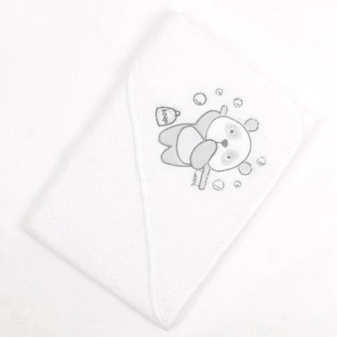 Watch Me Grow Hooded Bath Towel Panda TWL/Y1876