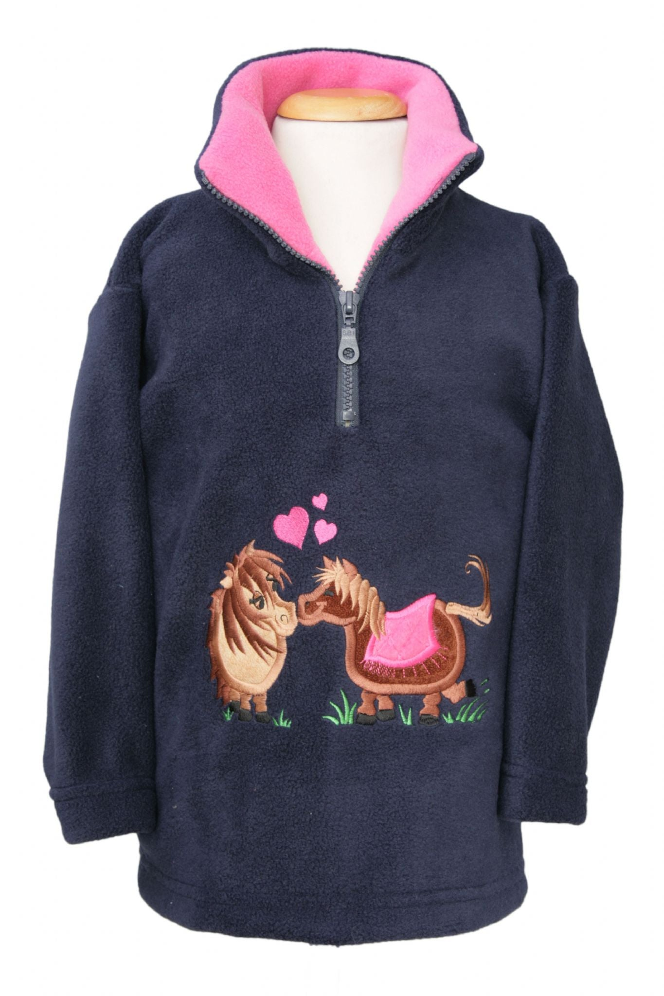 Pony love  Fleece  Style 1358