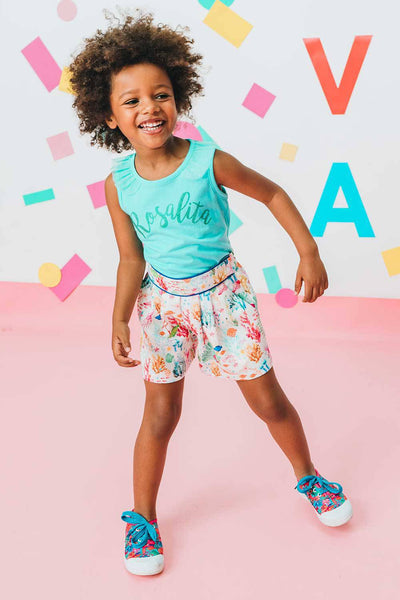 rosalita  senorita  girls  shorts