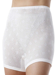 ladies  brief  with  a  cuff  leg