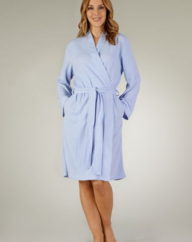 ladies light  dressing gown