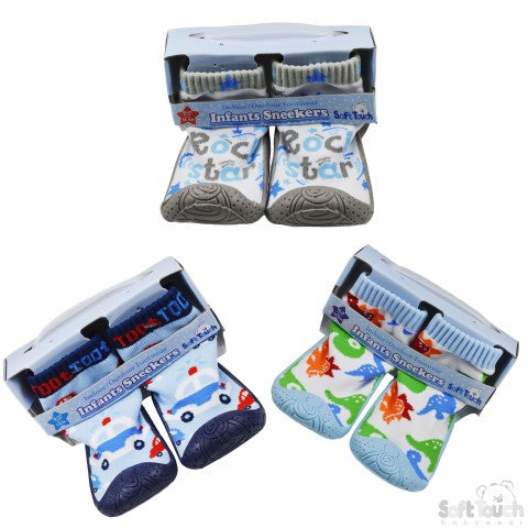 boys slipper  socks