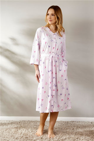 ladies lightweight  dressing gown