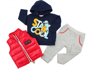 toddler's  boy  3 piece  set