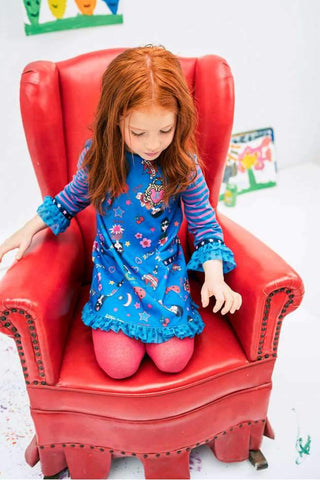 girls  dress  rosalita senorita