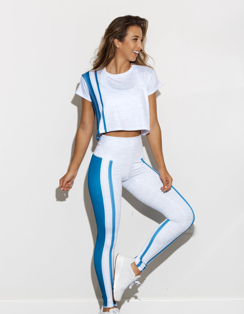 The Kelly Stripe Leggings