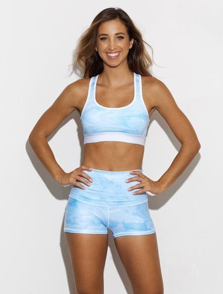 In The Clouds Yoga Short