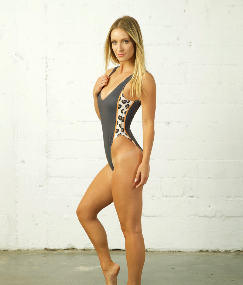 The Leopard Collection One Piece
