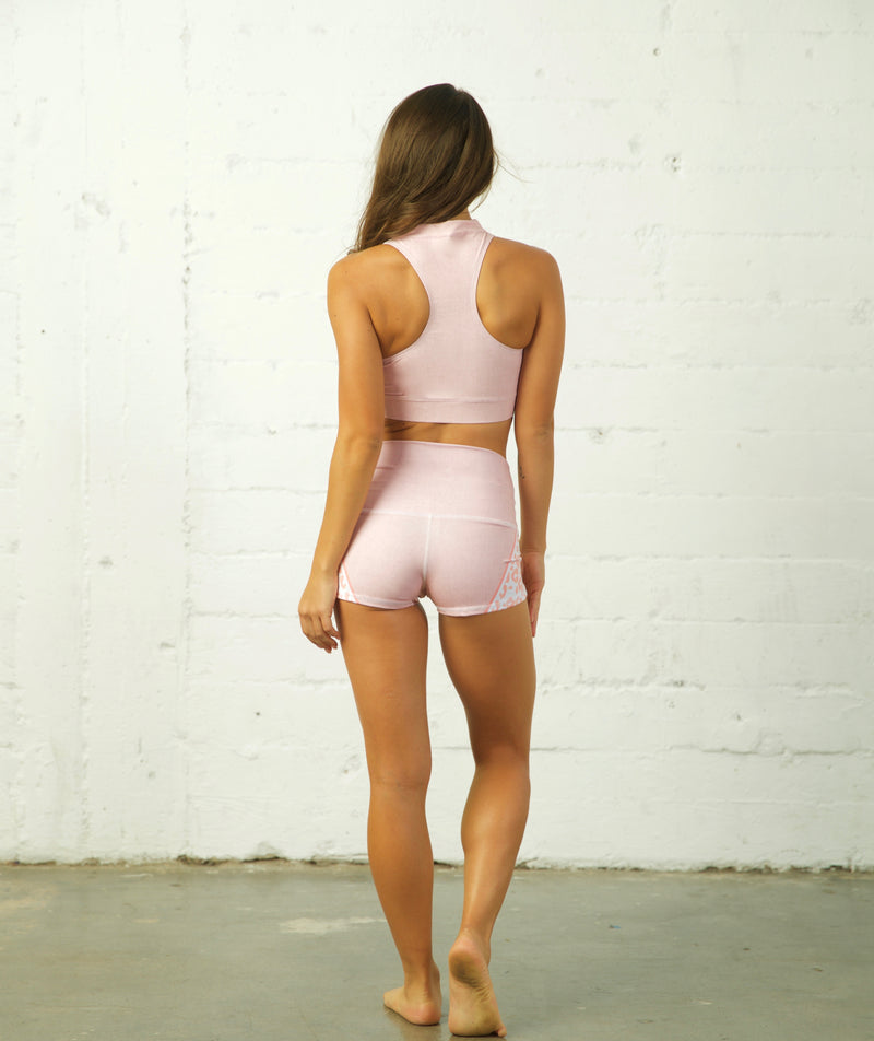 Pink Panther Yoga Short