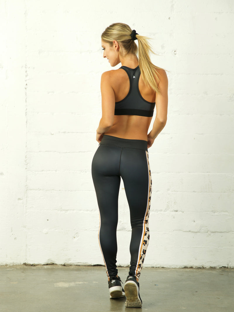 The Leopard Collection Standard Sports Bra