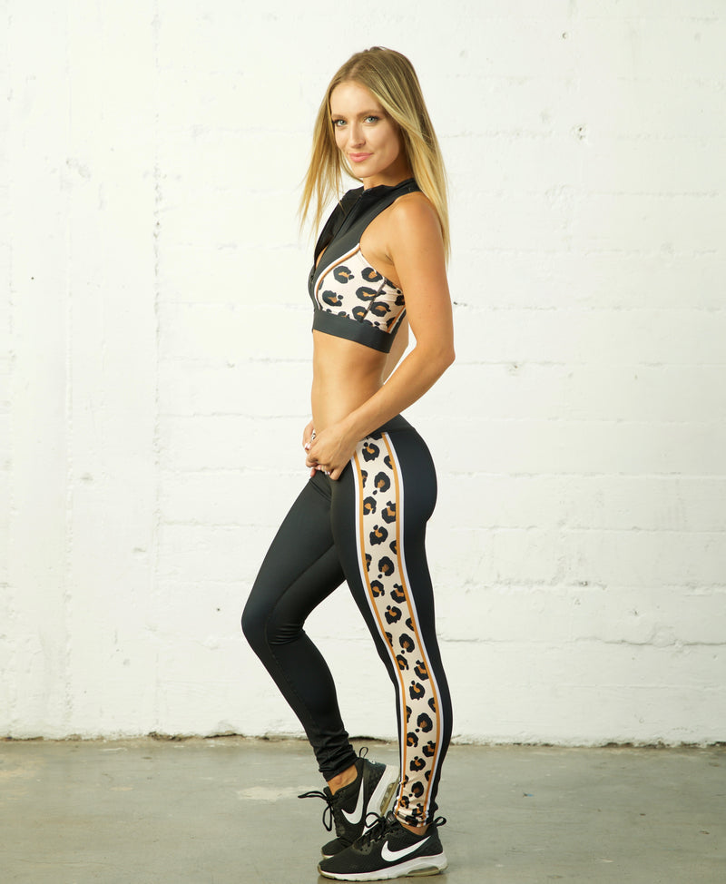 The Leopard Collection Leggings