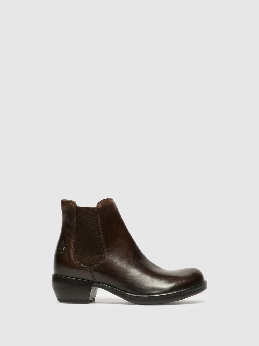 Chelsea Ankle Boots MAKE DK BROWN