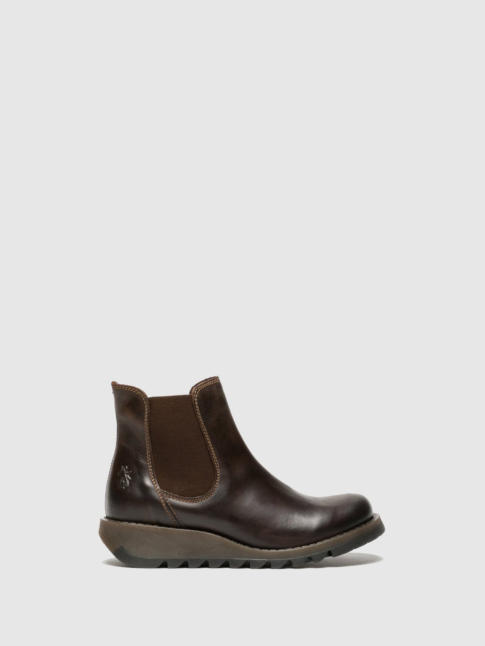 Chelsea Ankle Boots SALV DARK BROWN